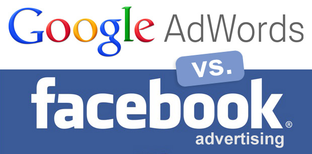 Google Adwords vs. Facebook Advertising